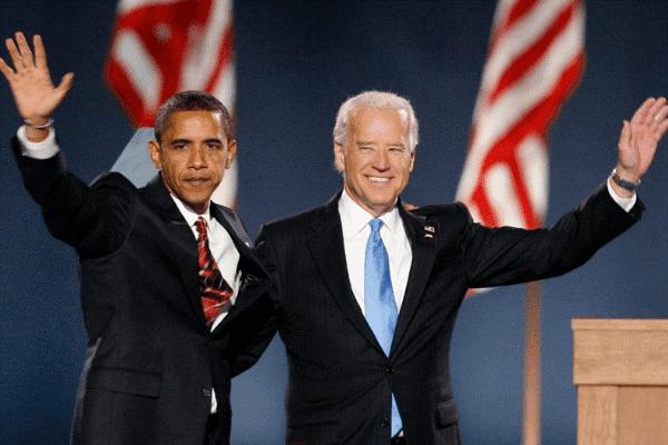Mối quan hệ thân thiết giữa Joe Biden và cựu tổng thống Barack Obama