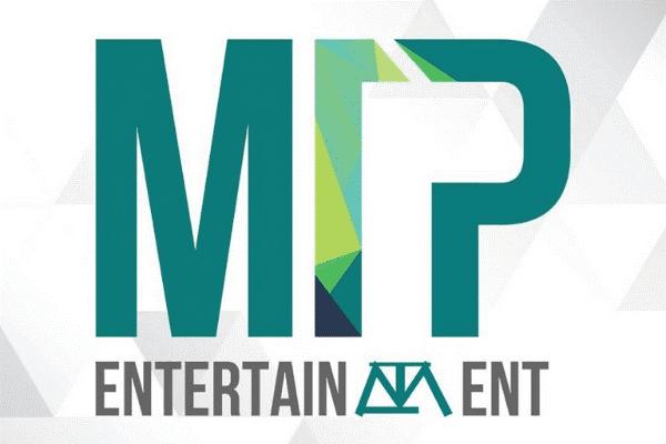 Logo công ty MTP Entertainment do Sơn Tùng làm chủ tịch