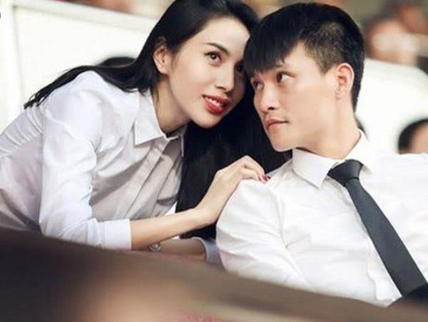 Thủy Tiên - Công Vinh là cặp đôi vàng của showbiz và bóng đá