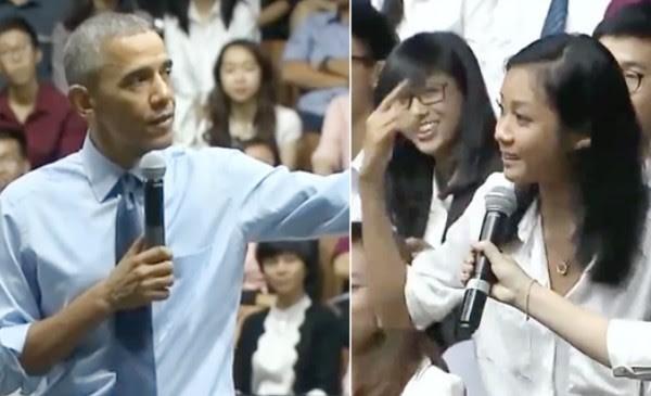 Suboi có cơ hội thể hiện rap cho Tổng Thống Obama