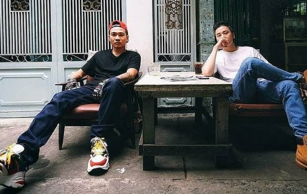 """Wowy và Karik là """"cặp đôi vàng"""" của làng Rap việt"""