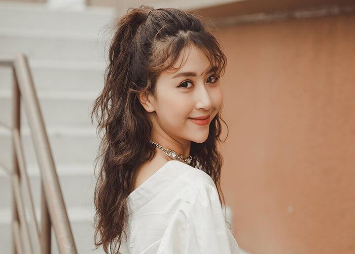 diễn viên Quỳnh Anh Shyn