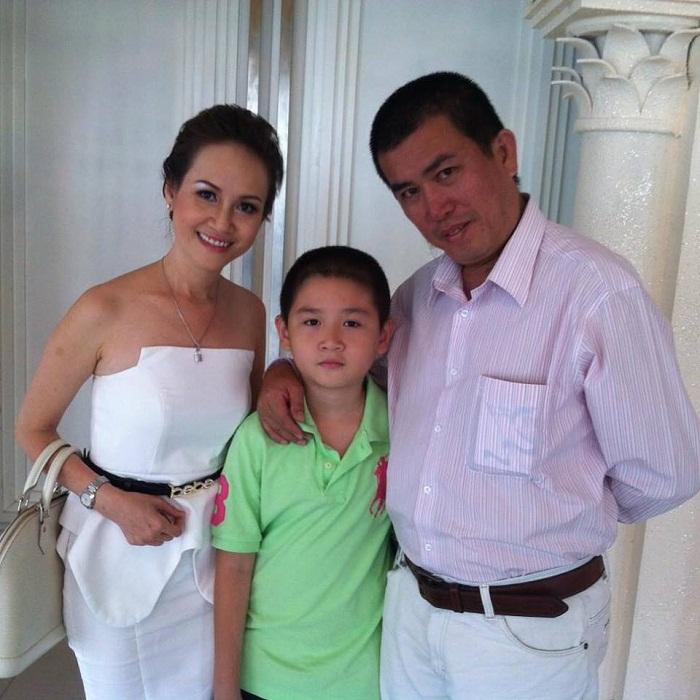 nhật cường và gia đình nhỏ