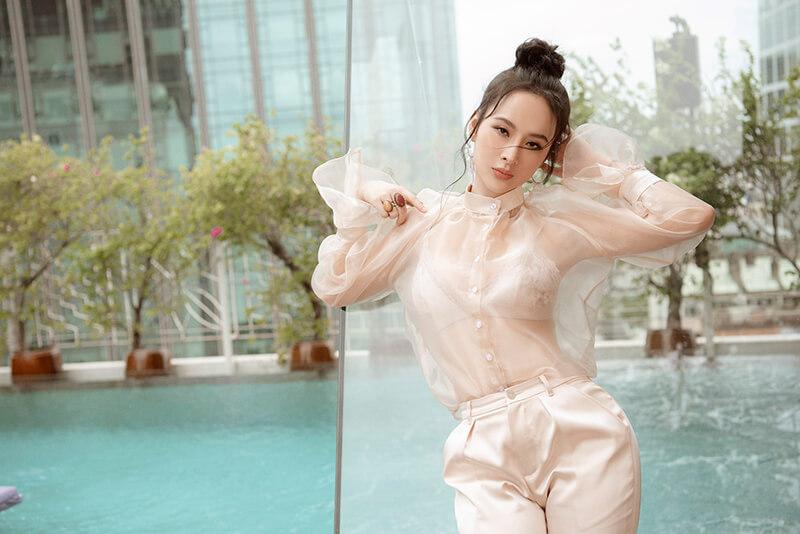 Angela Phương Trinh thay người yêu như thay áo