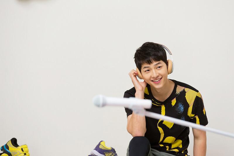 Song Joong Ki quyết định theo đuổi nghệ thuật