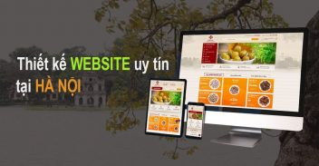 Thiết kế website chuyên nghiệp uy tín